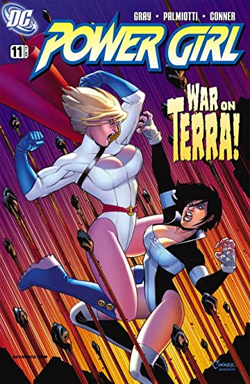 Power Girl #11