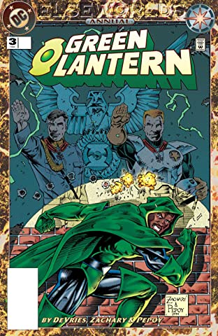 Green Lantern (1990-2004) Annual No.3