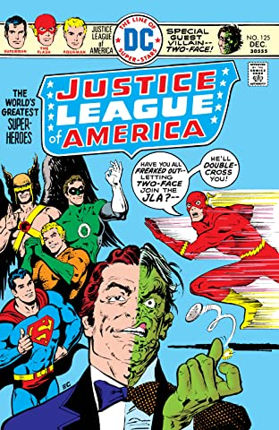 Justice League of America (1960-1987) #125