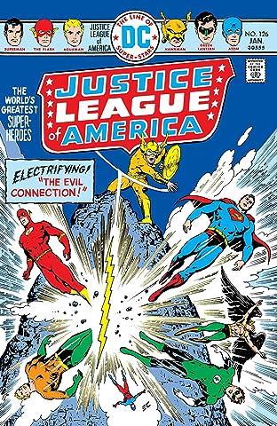 Justice League of America (1960-1987) No.126