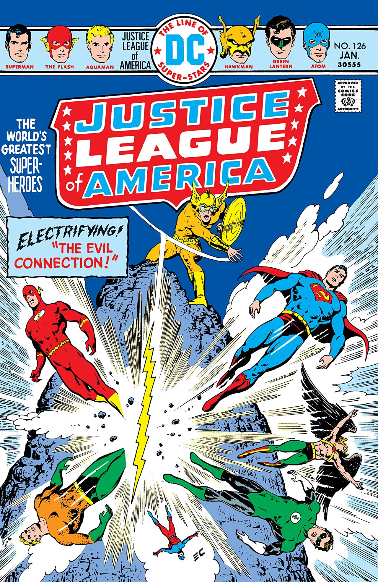 Justice League of America (1960-1987) #126