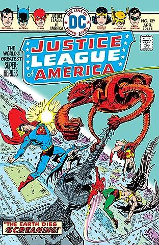 Justice League of America (1960-1987) #129