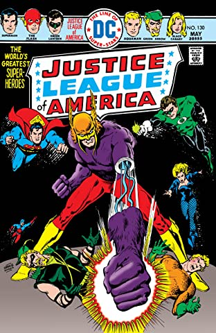 Justice League of America (1960-1987) #130