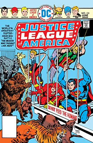 Justice League of America (1960-1987) #131