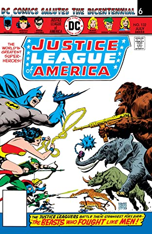 Justice League of America (1960-1987) #132