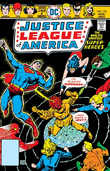 Justice League of America (1960-1987) #133