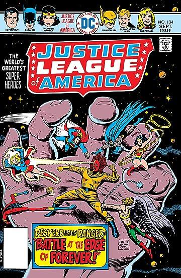 Justice League of America (1960-1987) #134