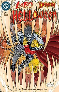 Lobo/Demon: Hellowe'en (1996) #1