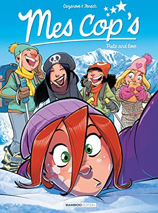 Mes Cop's Vol. 8: Piste and love