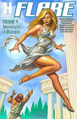 Flare Vol. 4: Adventures in Olympus