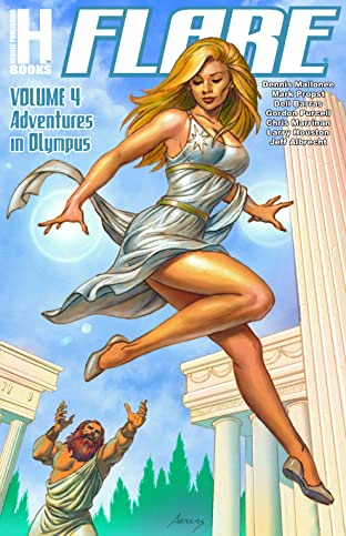Flare Tome 4: Adventures in Olympus