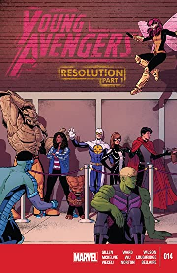 Young Avengers (2013) #14