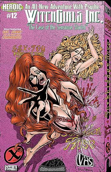 WitchGirls Inc. #12