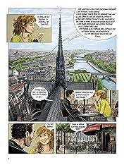 Les chemins de Compostelle Vol. 4: Le vampire de Bretagne
