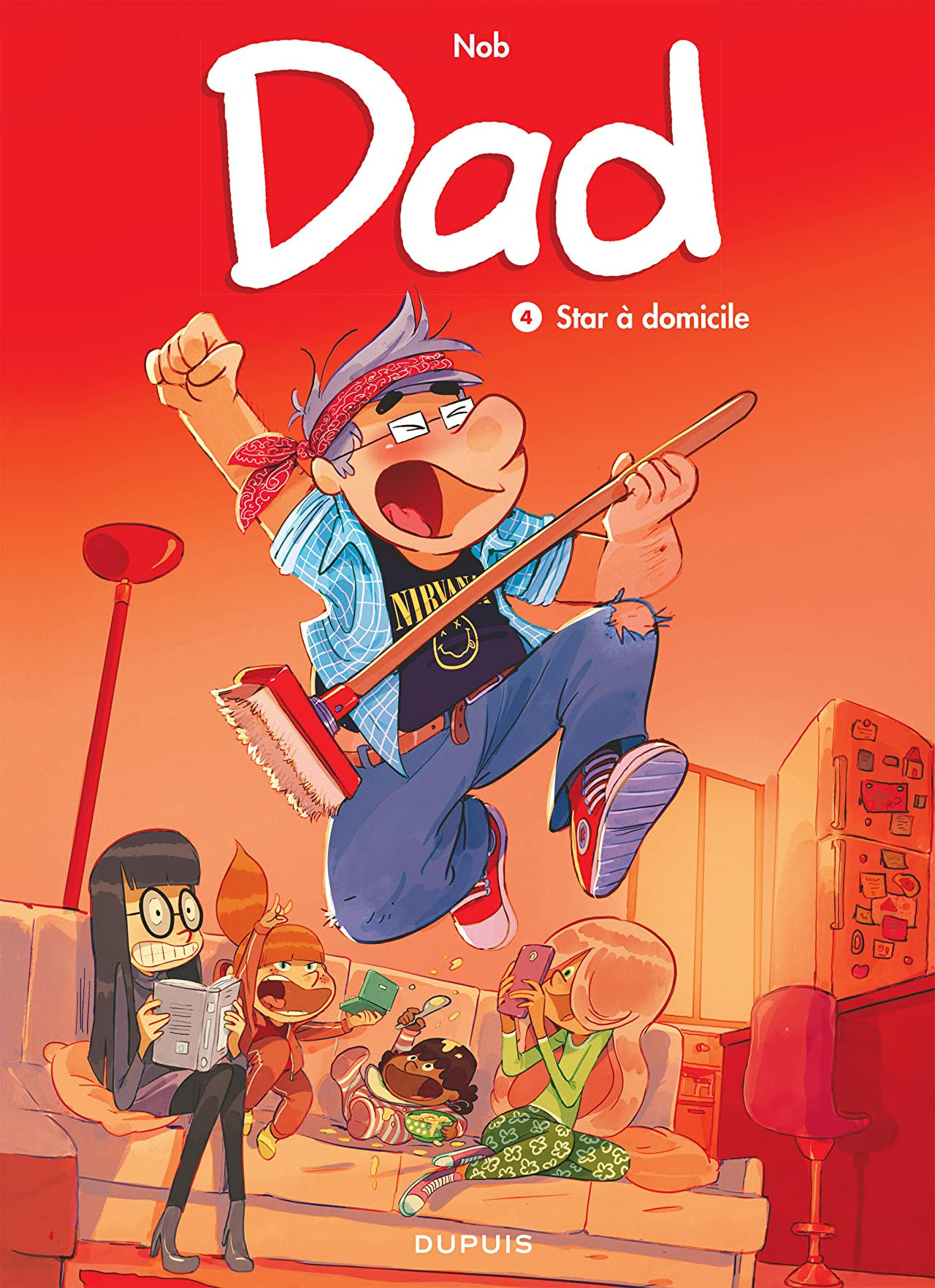 Dad Vol. 4: Star à domicile