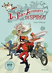 Spirou et Fantasio – Hors-série Vol. 5: Les Folles Aventures de Spirou