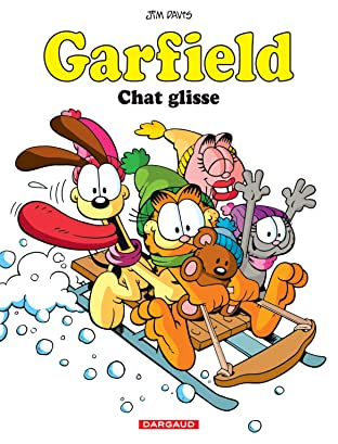 Garfield Vol. 65: Chat Glisse