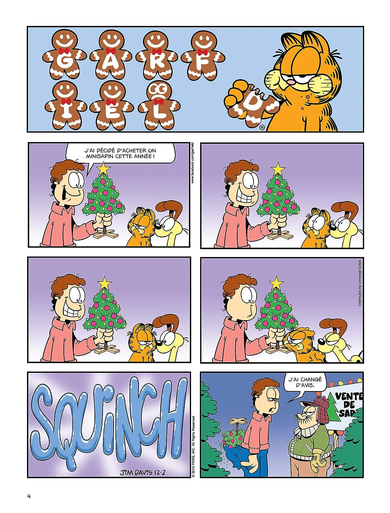 Garfield Vol. 65: Chat Glisse
