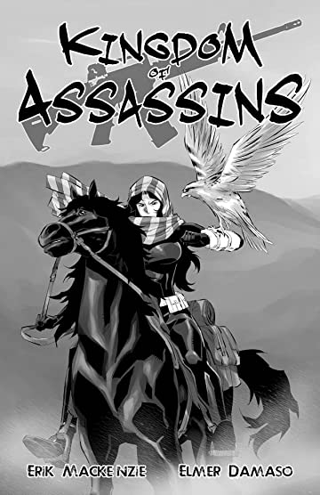 Kingdom of Assassins #1