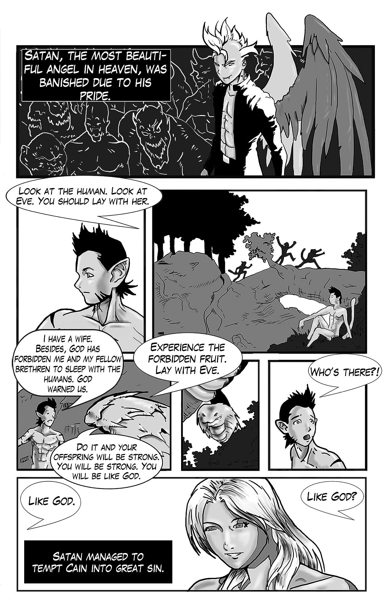 Prince Adventures #1