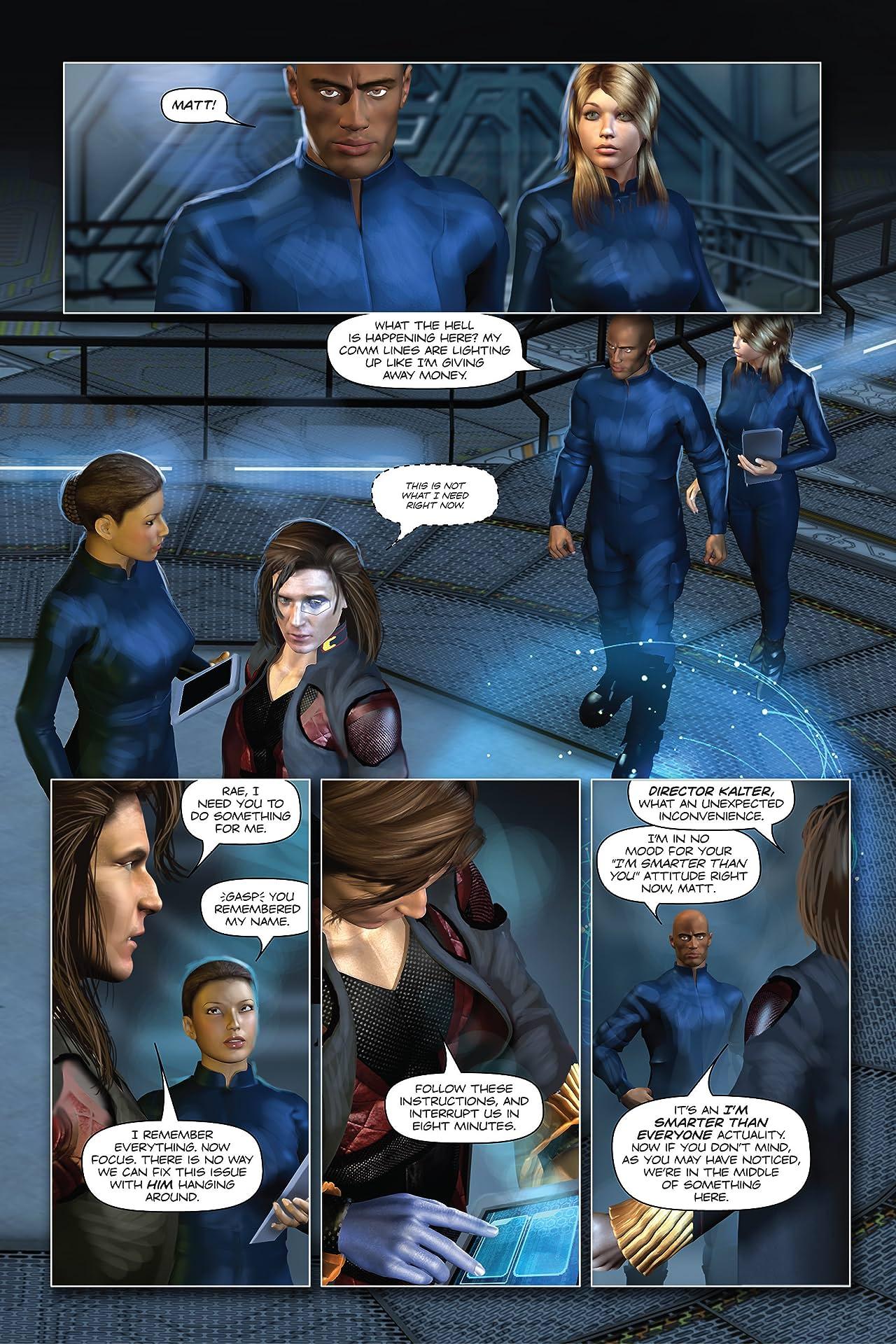 Agent 1.22 #2