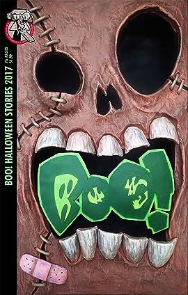 BOO! Halloween Stories 2017