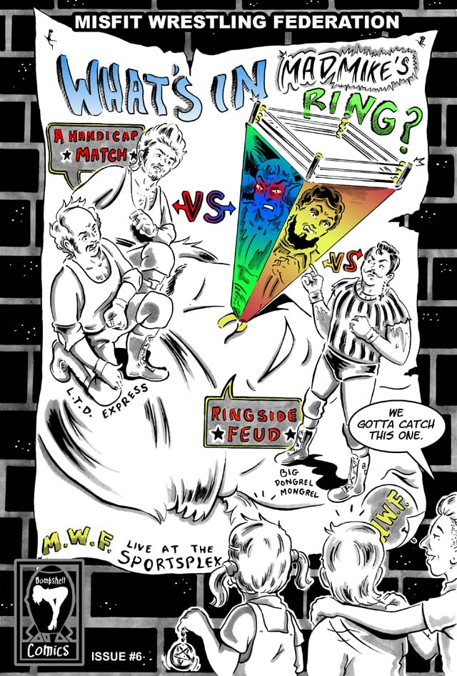 Misfit Wrestling Federation #6