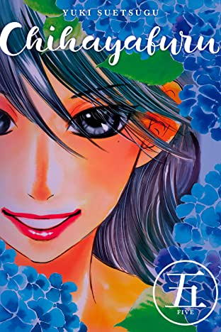 Chihayafuru Vol. 5