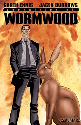 Chronicles of Wormwood #2 (of 6)