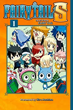 Fairy Tail S Vol. 1
