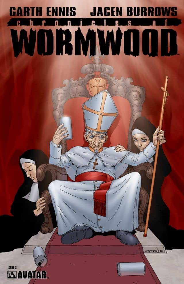 Chronicles of Wormwood #3 (of 6)