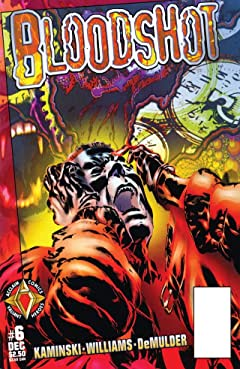 Bloodshot (1997-1998) No.6