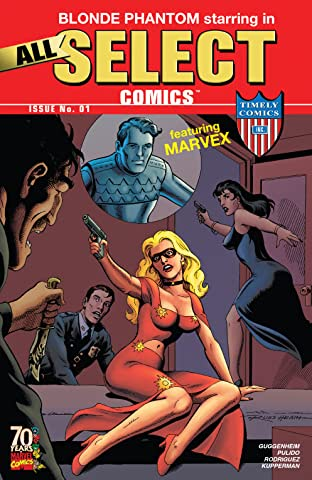 All Select Comics 70th Anniversary Special (2009) No.1
