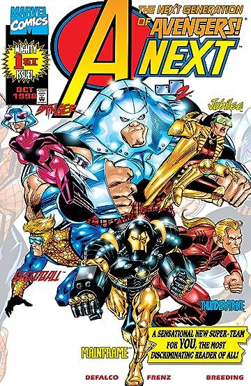 A-Next (1998-1999) #1