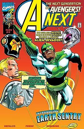 A-Next (1998-1999) #2