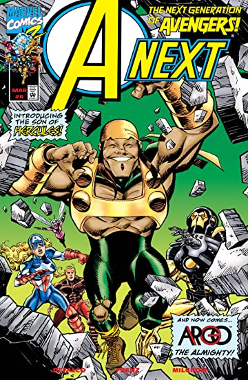 A-Next (1998-1999) #6