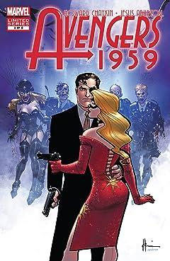 Avengers 1959 (2011-2012) #2 (of 5)