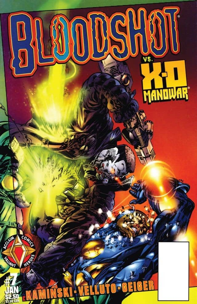 Bloodshot (1997-1998) #7