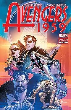Avengers 1959 (2011-2012) #5 (of 5)