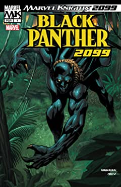 Black Panther 2099 (2004) No.1