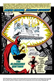 Doctor Strange: Sorcerer Supreme (1988-1996) #33