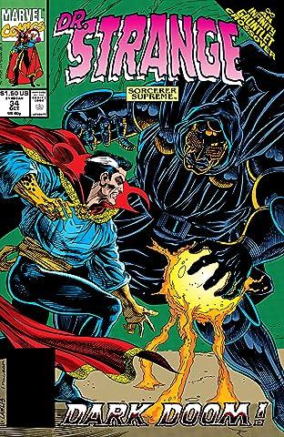 Doctor Strange: Sorcerer Supreme (1988-1996) #34