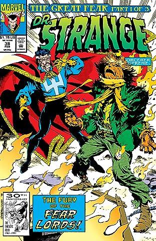Doctor Strange: Sorcerer Supreme (1988-1996) #38