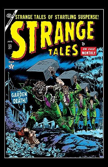 Strange Tales (1951-1968) #27