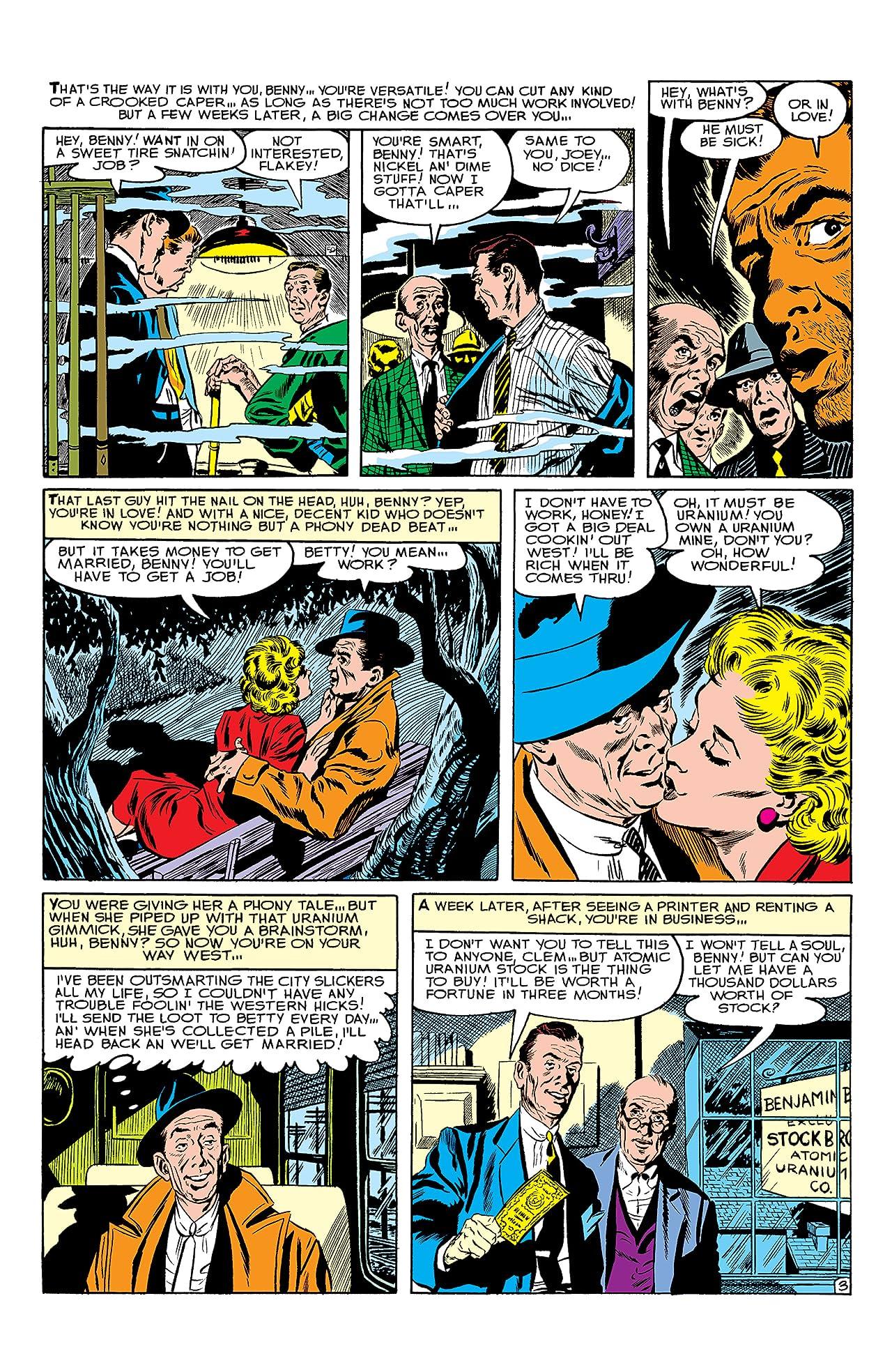 Strange Tales (1951-1968) #29