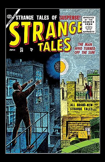Strange Tales (1951-1968) #36