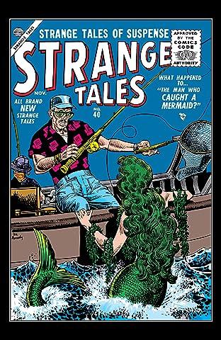Strange Tales (1951-1968) #40