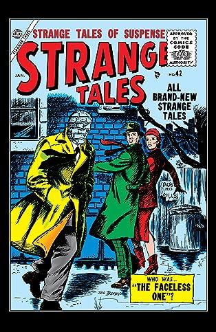 Strange Tales (1951-1968) #42
