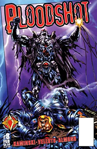 Bloodshot (1997-1998) No.8