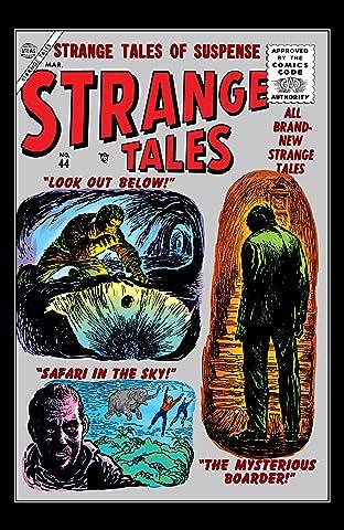 Strange Tales (1951-1968) #44